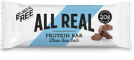 Load image into Gallery viewer, Chocolate Sea Salt Protein Bar 60g
