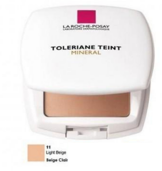 Load image into Gallery viewer, Toleriane Corrective Mineral Compact Powder SPF25 11 Light Beige 9.5g