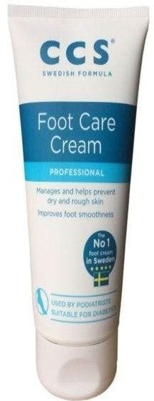 Load image into Gallery viewer, Swedish Formula Foot Care Cream Professional 175ml