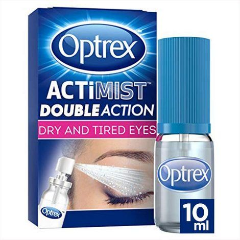 Actimist Double Action Spray Dry & Tired Eyes 10ml