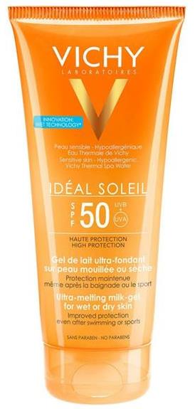 Ideal Soleil Ultra melting milk-gel SPF 50 200ml