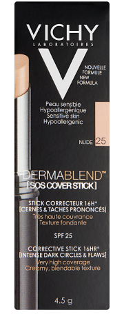 Load image into Gallery viewer, Dermablend SOS Stick Concealer 25 Nude 4.5g