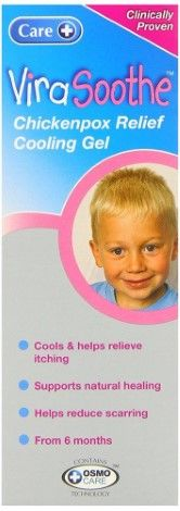 Load image into Gallery viewer, Chickenpox relief cooling gel 75g