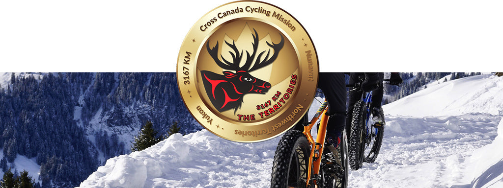 The Territories Virtual Cycle Mission Medallion