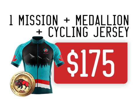 Virtual Cycle Mission exclusive Zone3sports Athlete Mission and Jersey price
