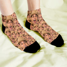 Load image into Gallery viewer, Crazy Heads Socks