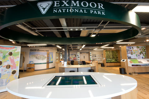 Exmoor National Park Centre, Lynmouth Pavilion