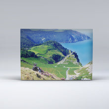 Load image into Gallery viewer, Post Card of The Valley of Rocks, near Lynton