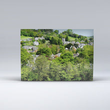 Load image into Gallery viewer, Three Towns of Exmoor set of 3 Postcards