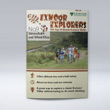 Load image into Gallery viewer, Exmoor Explorer Walks, Simonsbath and Wheal Eliza