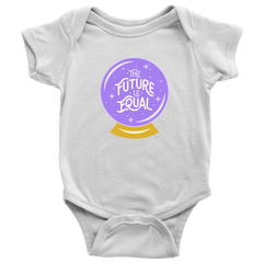 The Future Is Equal Baby Onesie (Unisex)