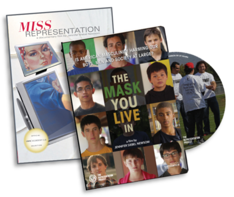 Bundle: Miss Representation/The Mask You Live In Streaming Versions (no DVD), PDF Curriculum, PPR, & DSL for Secure Networks