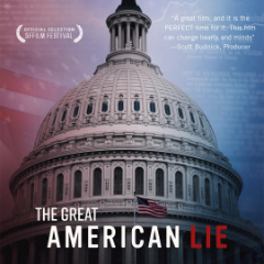 The Great American Lie Community Screening License