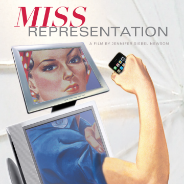 Miss Representation Streaming Version with Educational DVD, PDF Curriculum, PPR, & DSL for Secure Networks