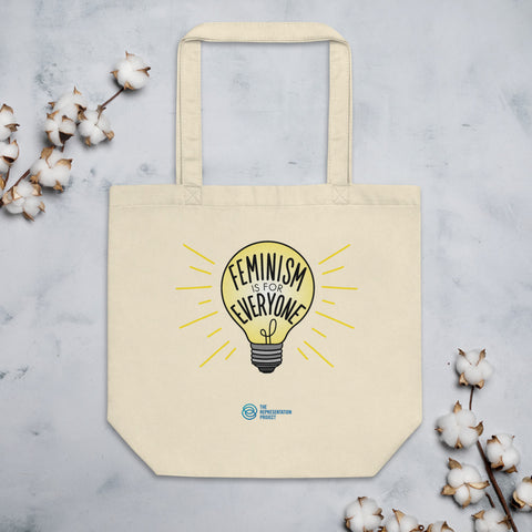Feminism Is For Everyone Eco Tote Bag