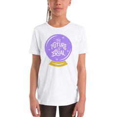 The Future Is Equal Youth Short Sleeve T-Shirt