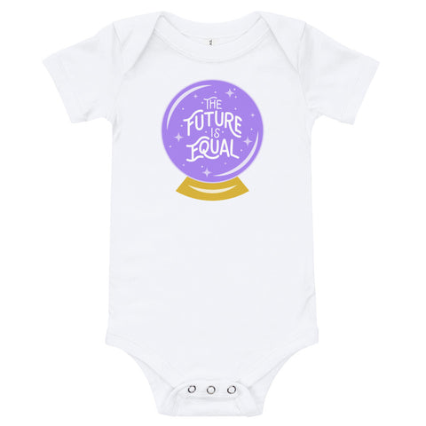 The Future Is Equal Onesie