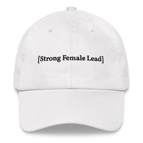 [Strong Female Lead] Baseball Hat, Light Colors
