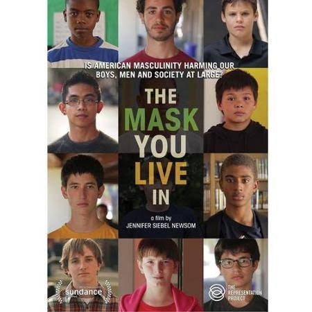 The Mask You Live In Home Use DVD