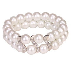 BEADY PEARL BRACELET COLLECTION