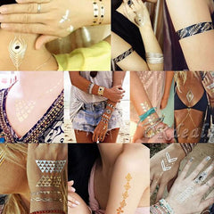 BEADY TRIBAL TATTOO COLLECTION
