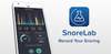 SnoreLab App Review, Record your Snoring and Make Improvements