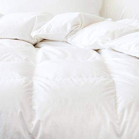 Image of Chinook Hutterite Goose Down Duvet - DirectBed