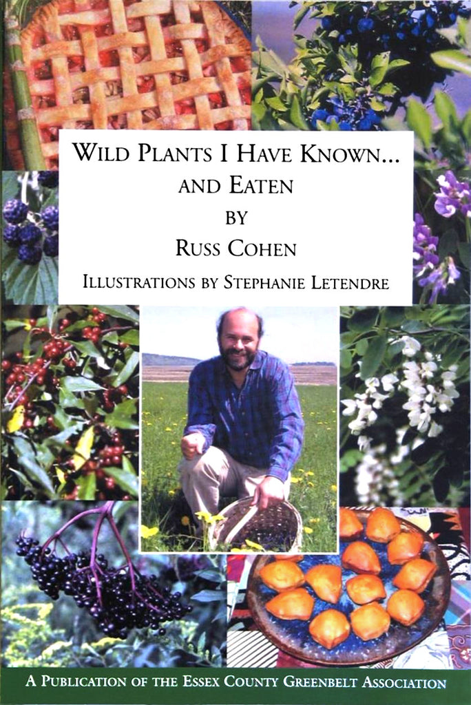 Wild Plants I Have Known And Eaten, Book by R. Cohen