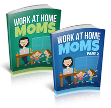 Load image into Gallery viewer, Work At Home Moms Part 1 & 2