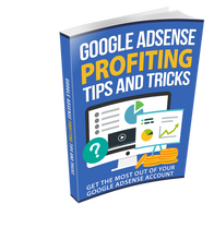 Load image into Gallery viewer, GOOGLE ADSENSE: HOW TO PROFIT