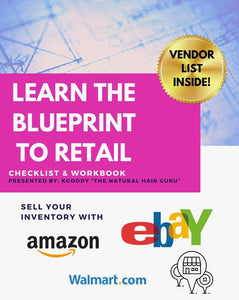 Learn The Blueprint To Retail