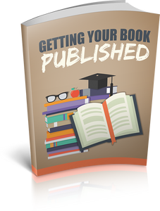 PUBLISH YOUR EBOOK or BOOK