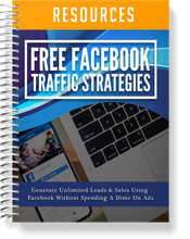Load image into Gallery viewer, Best FREE Facebook Traffic Strategies