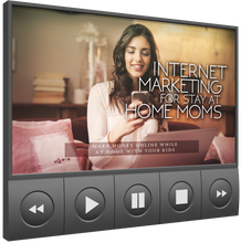 Load image into Gallery viewer, Internet Marketing For Stay At Home Moms