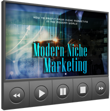 Load image into Gallery viewer, Modern Niche Marketing
