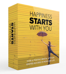 License - Happiness Starts With You
