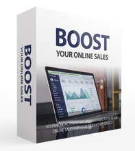 Load image into Gallery viewer, Boost Your Online Sales in 7 Days