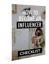 Load image into Gallery viewer, How To Become An Influencer