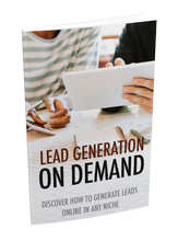 Load image into Gallery viewer, Lead Generation On Demand