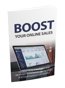 Boost Your Online Sales in 7 Days