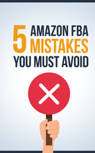 Load image into Gallery viewer, 5 Fulfilled By Amazon Mistakes To Avoid