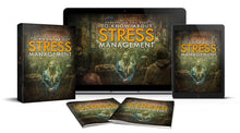 Load image into Gallery viewer, Everything You Need To Know About Stress Management