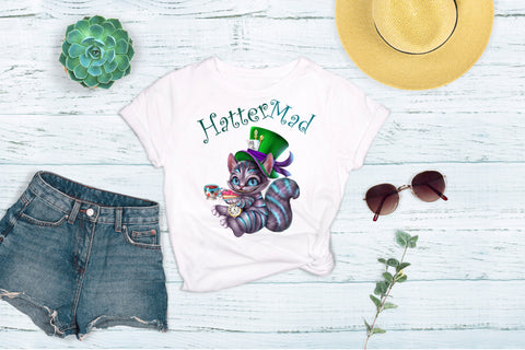 Hatter Mad Graphic Tee