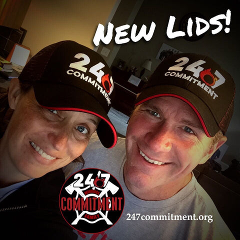 HATS - 24-7 COMMITMENT