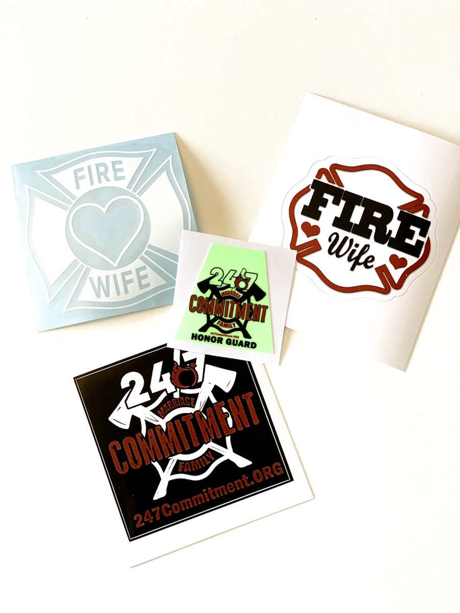 Fire Life Decal Pack