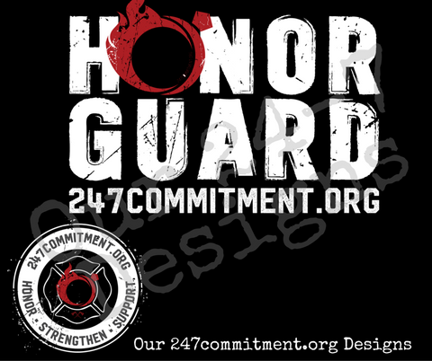 Honor Guard Short Sleeve Tee