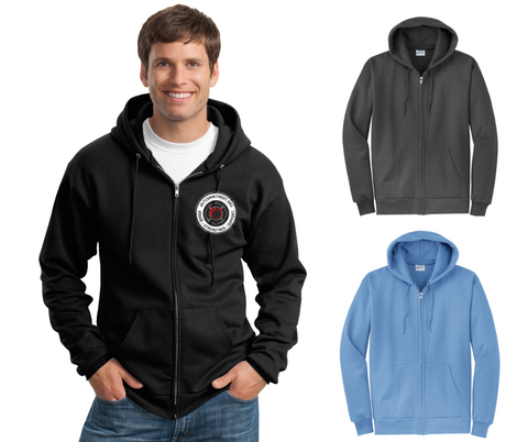 Honor Guard Zip Up Hoodie