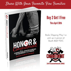 Honor & Commitment Book - Trust Bundle + Coins