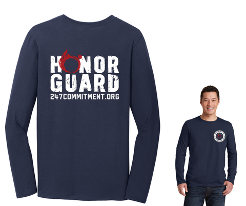 Honor Guard Long Sleeve Tee