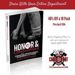Honor & Commitment Book + Marriage On Fire Course